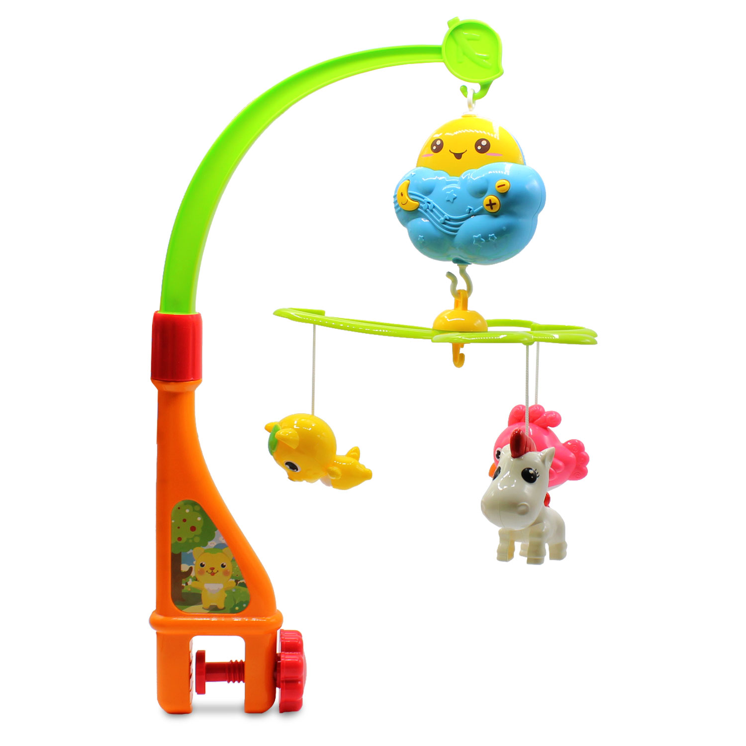 A World of Baby Toys