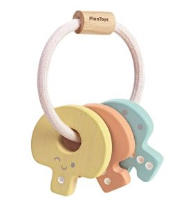 Make Your Child Play With Wooden Baby Toys