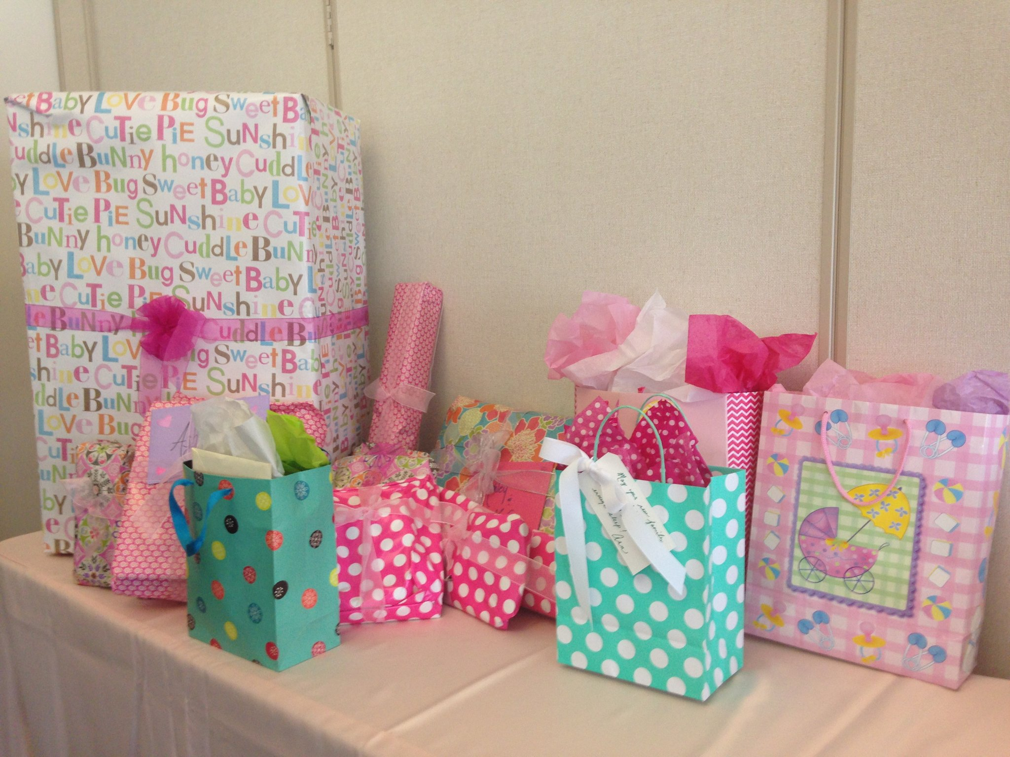 Top Five Present Ideas for a Baby Shower