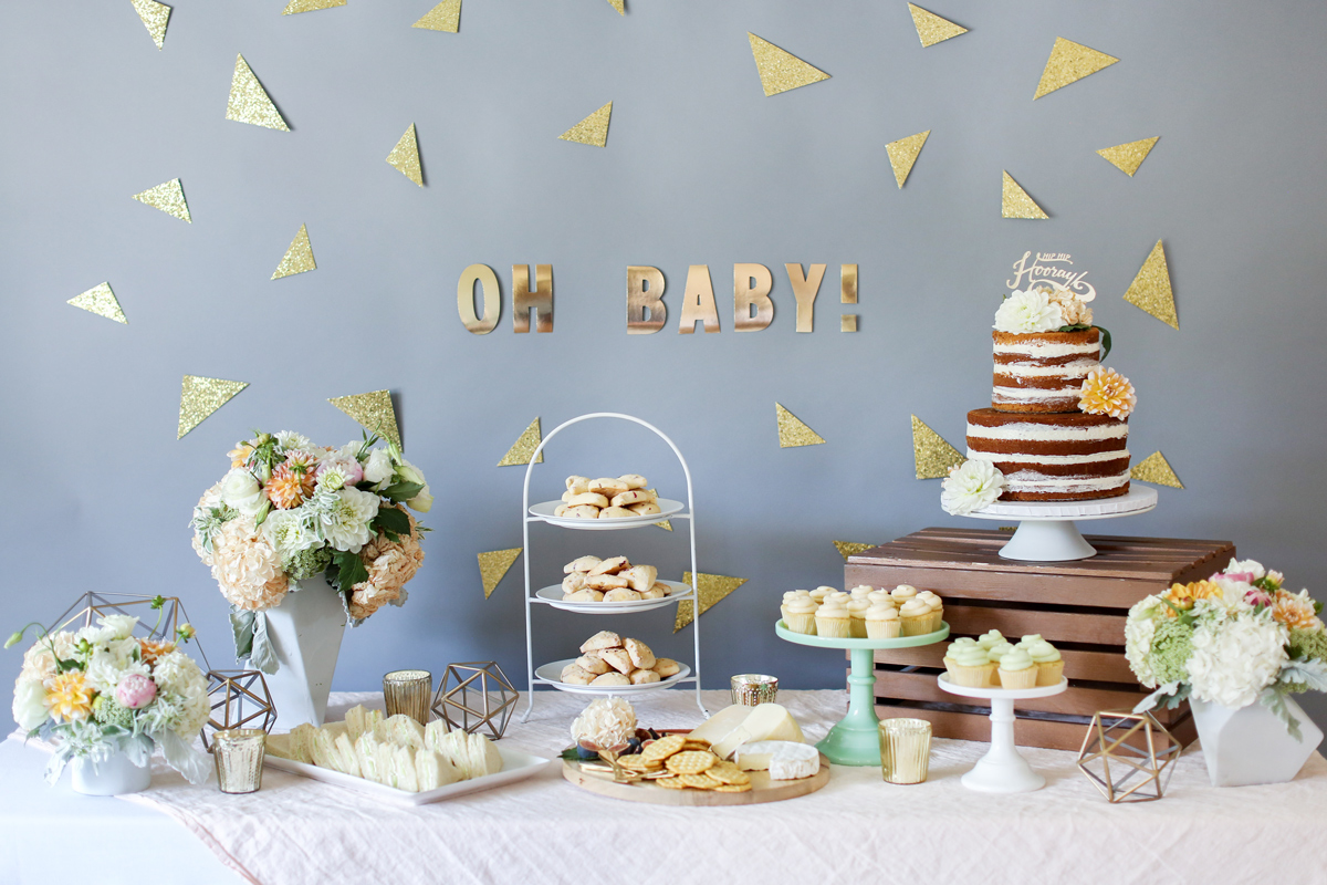 The Key Ingredients of an Unforgettable Baby Shower